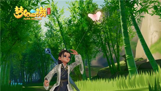《梦幻西游三维版》踏青春风里,清明踏青活动明日上线!7