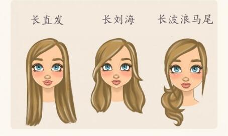 扫一扫脸型配发型