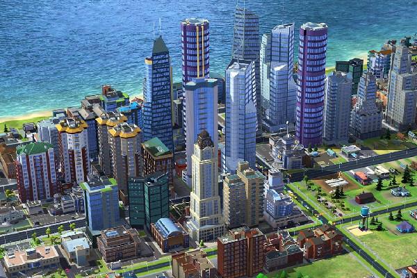城市建设经营类游戏合集