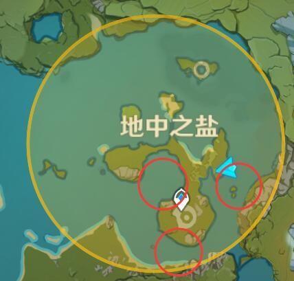 《原神手游》摇曳的水草任务攻略