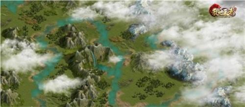 《乱世王者》云顶之战正式开启 决战云顶 四国争锋!2
