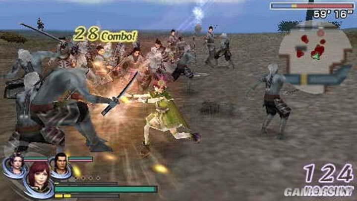 无双大蛇PSP版
