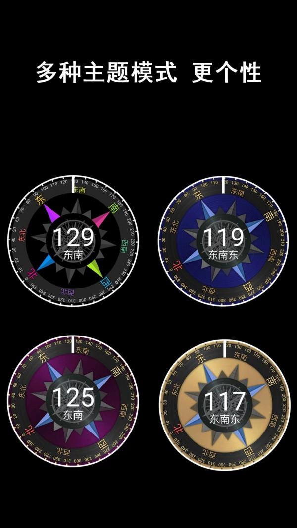 小屏指南针