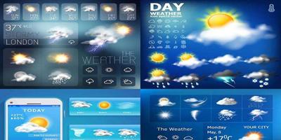 实时天气预报最准确的app合集