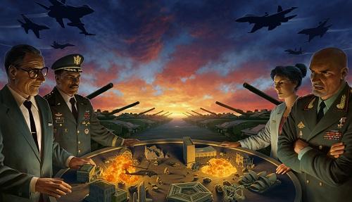 《战争与文明》斩首行动,狙击部队登陆4