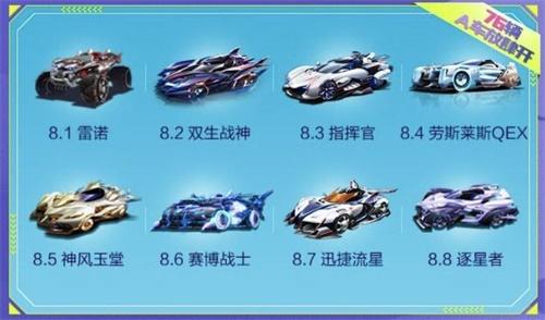 《QQ飞车手游》年中盛典重磅来袭,8月1日起好礼送不停!2