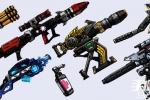 崩坏学园2全武器排行大全