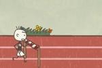 史小坑的爆笑生活10第四关跨栏通关攻略详解