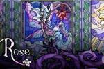 《玫瑰小姐》用彩绘玻璃演绎童话 优雅与艺术共存