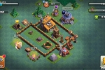 《COC部落战争》建筑大师3本阵型五攻略