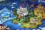 9377《吞天记》宏大世界观首曝光 地图全景流出