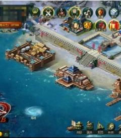 《卧龙吟》海港进阶在即,坚守疆域海上练精兵