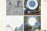 画中世界Gorogoa第四章蓝果实第16-18步图文攻略