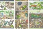 旅行青蛙稀有明信片获得方法解析