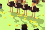 扭腰鸵鸟原创节拍游戏下载介绍
