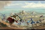 在《王者荣耀》有一天可以见证100个大汉的混战 有没有想过?