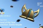 《PUBG MOBILE》入选苹果年度精选 海外斩获多项殊荣