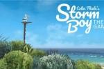 《Storm Boy》儿童读物改编游戏 新颖的视觉小说游戏