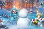 《王国纪元》冰雪王国盛装亮相 新增趣味玩法