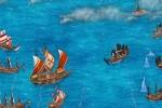 《航海日记》印度洋船队分布介绍