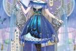 《云裳羽衣》全新套装灵境祈愿放天灯天女相助织华裳