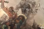 兽人崛起《魔法门之英雄无敌:王朝》全新据点种族势力出征亚山!