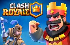 《Clash Royale》